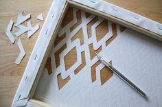 DIY Cut Canvas Art http://sulia.com/my_thoughts/cb695e77-534d-4124-89f0-0183bdbdfe02/?pinner=6999301&