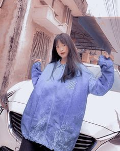 Japonese Girl, Cute Friends, Adidas Jacket, Asian, Jackets, Tik Tok, Idol, Aesthetics, Korean Babies