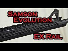 EXCLUSIVE IN-DEPTH Samson Evolution EX 9 Rail Install on AR-15