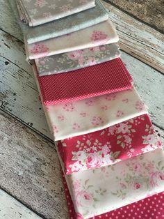 "Tilda ""Sweet Christmas "" Fat Quarter Fabric Bundle"
