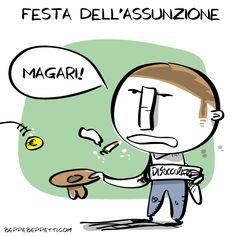 Beppe Beppetti - Ferragosto