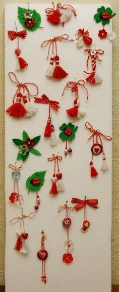 Форум родителей - МАЛЫШОК > Мэрцишоры Diy Christmas Gifts, Holiday Ornaments, Christmas Decorations, Yarn Crafts, Decor Crafts, Diy Crafts, Yarn Dolls, Finger Knitting, Craft Club