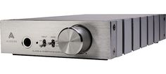 AUDEZE Deckard Headphone Amp/DAC 32/384 w/ volume control & gain selection | Audio Reference Co.