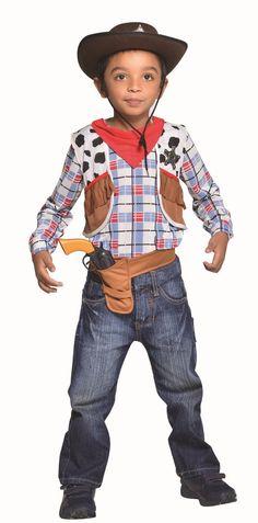 Cesar - F270-002 - Déguisement Cowboy Avec Chapeau Et Pistolet Pour Enfant - 5-7 Ans: Amazon.fr: Jeux et Jouets