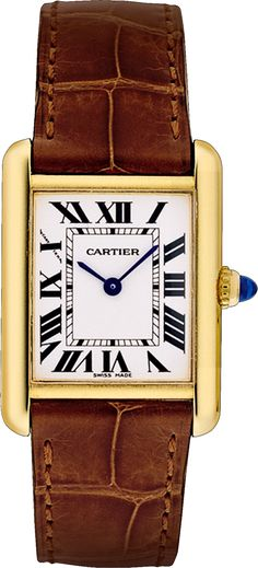 332ad35ab27c Tank Louis Cartier watch Small model