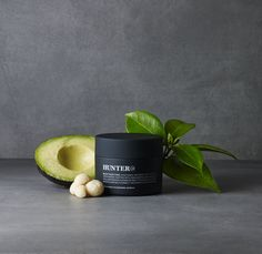 Hunter Lab Daily Face Fuel featuring Avocado and Macadamia Oil Essential Oils For Colds, Macadamia Oil, Benzoic Acid, Essential Fatty Acids, Super Natural, Men's Grooming, Moisturiser, Vitamins And Minerals, Vitamin E
