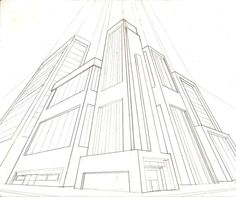 d27ad4fa93633aed50c2585d45a356b1 3 point perspective looking up (worms eye view) perspective on 3 point perspective template