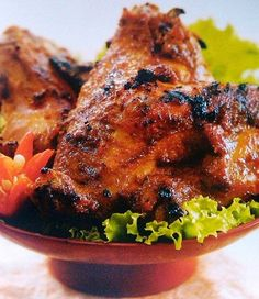 Kumpulan Resep Masakan Indonesia 2017: Resep Bumbu Ayam Bakar Wong Solo Yang Gurih dan Mantap