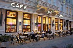 Cafe Mozart in Vienna