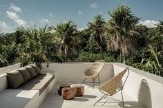 Tulum Treehouse, Interior Concept by Annabell Kutucu & CO-LAB Design Office - Terrasse Be Tulum Hotel, Tulum Hotels, Outdoor Spaces, Indoor Outdoor, Outdoor Living, Outdoor Decor, Design Hotel, Casa Cook Hotel, Patio Design
