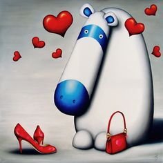 Oh My God, They Match! by Peter Smith Artist, via Flickr