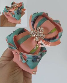 Hair Bow Tutorial, Barrettes, Diy Projects To Try, Hair Bows, Hair Clips, Headbands, Diy And Crafts, Hello Kitty, Butterfly