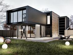 Badi house - Architecture from the Sergey Makhno – mahno.com.ua