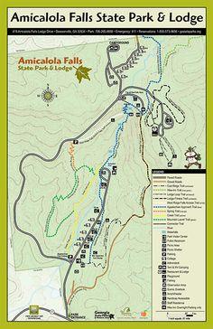 Trails at Amicalola Falls | Georgia State Parks