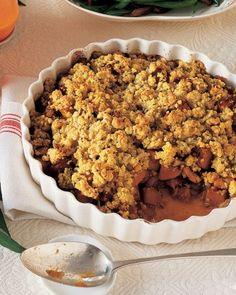 "See the ""Butternut-Squash Crumble"" in our 20 Years of Living: The Best Christmas Side Dishes gallery"
