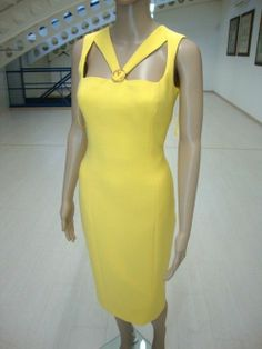 Class Roberto Cavalli Dresses Ebay Cavalli Class Yellow Cod