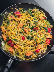 Kale Me Maybe: My New Obsession: Spiralized Vegetables