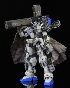 GUNDAM GUY: 1/100 Gundam Prometheus - Customized Build