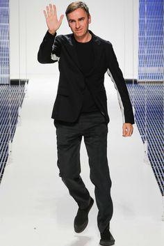 Christian Dior Resort 2015 Fashion Show - Raf Simons.