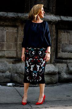 Eva Hughes, CEO de Cond� Nast M�xico y Latinoam�rica