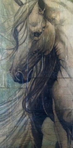 Image result for kristin knight equine art