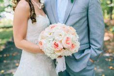 Rachel May Photography, Anthomanic (Florals), Stevenson Ridge. Juliet Garden roses, white hydrangea, spray roses