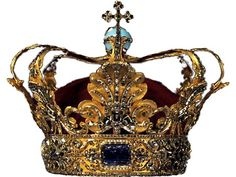 "Incredible Crown Jewels From Around The World - Denmark: The Danish Crown Jewels consist of three crowns, a scepter, an orb, a sword of state, and an ampulla, or flask. The sword is the oldest item in the collection, dating to 1551. The Danish use the terms ""old regalia"" and ""new regalia"" to differentiate between the jewels that were in place before the creation of the absolute monarch in 1660."