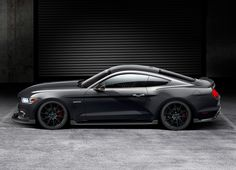 The latest Hennessey creation is a supercharged 2015 Ford Mustang.
