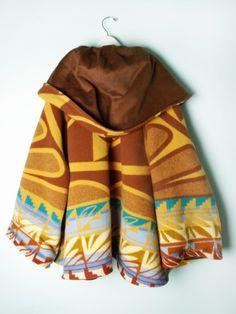 Trench Cloak Hood; Honering; Lindsey Thornburg Cloaks