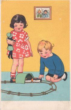 vintage Czech postcard | eBay