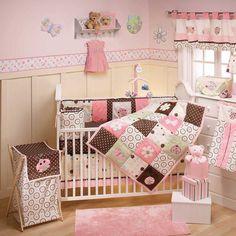 Nojo Ladybug Lullaby Baby Bedding