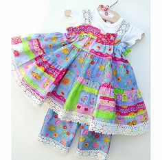 d0195f6ab 59 Best Handmade Children s Clothes images in 2019
