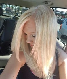 High lift blonde with Aveda toner Amanda at Kane & Co Champaign IL
