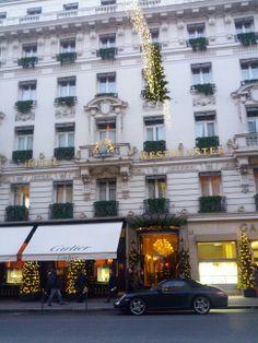 Xmas 2013 Cartier Paris