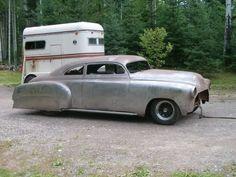 1952 Chevy Coupe Chopped Me toooooo.