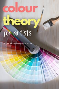 Learn the ins and outs of colour theory, for fine art applications. By the end of the tutorial, you'll know how to mix and combine colours realistically, how to create colour schemes, how to choose a colour palette, the psychology of colour and more. #colortheory #colourtheory #art #arttutorial #learnart #painting #fineart #artblog #artbeginner #painter #colormixing #colorpalette Bullet Journal Font, Journal Fonts, Mixing Paint Colors, Color Mixing, Color Theory For Designers, Galaxy Painting, Watercolor Painting, Colours That Go Together, Colour Schemes