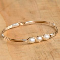 Ronaldo Bracelet The Waverly Gold with Silver