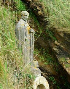 Gildas (Légende de saint)  et sainte Tréphine (Morbihan)