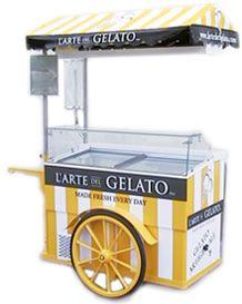 ice cream cart - Google-haku