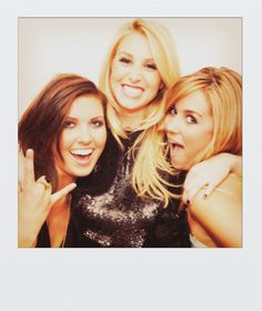 Lauren Conrad, Whitney Port, and Audrina Patridge