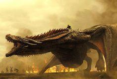 GOT S7 dragon