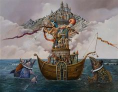 Aventuras surrealistas en un mundo mágico - Taringa!