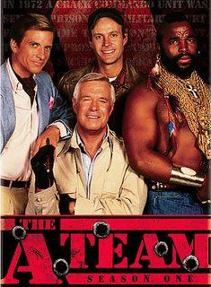 The A-Team, original