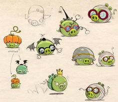 Lead Artist for Angry Birds Stella POP! game project ...