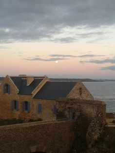 Plougonvelin Fort ,  this village is close to Brest