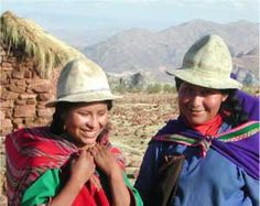Bolivians, some of the friendliest people I've ever had the pleasure of meeting.