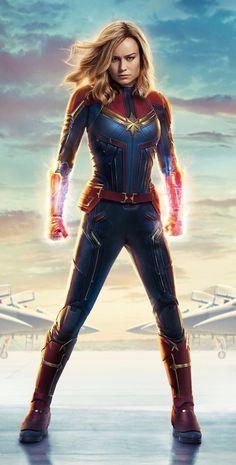 brie larson As captain marvel so cool. Marvel Avengers, Avengers Quotes, Avengers Imagines, Avengers Cast, Marvel Women, Marvel Girls, Marvel Heroes, Ms Marvel, Brie Larson