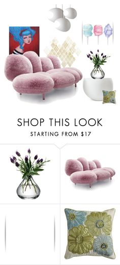 """""""Spring Blossom"""" by angy-beurskens ❤ liked on Polyvore featuring interior, interiors, interior design, home, home decor, interior decorating, LSA International and Pier 1 Imports"""