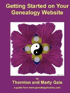 Getting Started on Your Genealogy Website read online