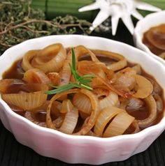 Stewed onions have been traditional fare in Scotland for many centuries. They were often served as a favorite dinner. Onions have long been considered medicinal, and modern research confirms that man's belief was correct. Onions can lower your cholesterol and reduce the incidence of blood clots. They also have properties that help widen the blood vessels, which can reduce the risk of heart disease and strokes. Onions are also known to fight off viruses and infections as well as fight cancer.